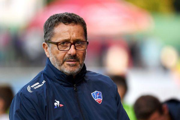 Mardi 14 janvier, après 17 saisons passées au Stade Aurillacois comme entraîneur, Thierry Peuchlestrade a été licencié.