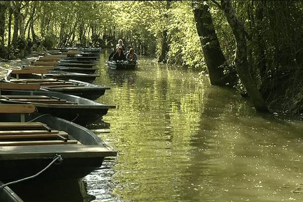 Le marais poitevin forme ses bateliers pour la saison estivale