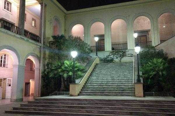Palais de justice de Bastia (Haute-Corse)