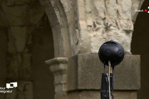 La camera 360 du Jour du Seigneur