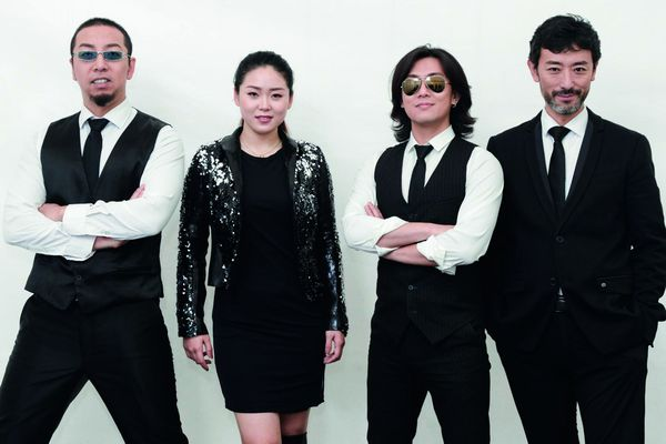 Tom Peng New Grass Band.