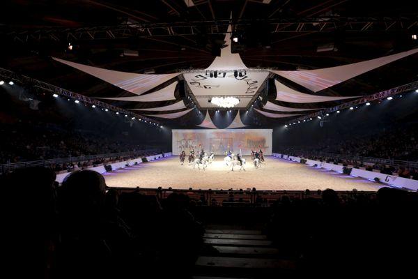 Le gala des crinières d'or, spectacle emblématique du salon se produira à 5 reprises. Un show équin dont le maître mot est la création.