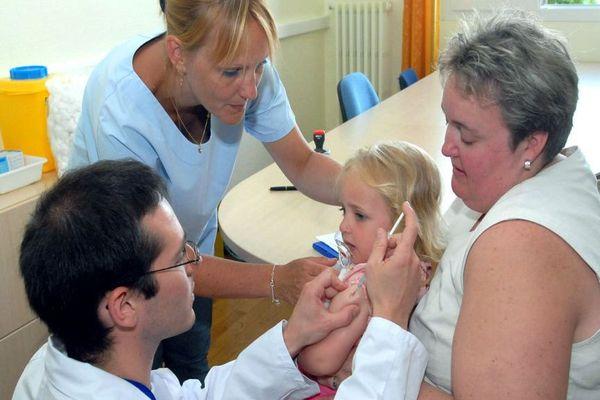 En 2006, une campagne exceptionnelle de vaccination était organisée en Seine-Maritime.