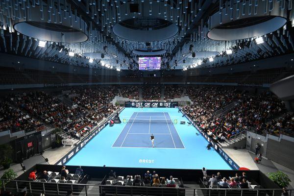 La Brest Arena n'accueillera pas l'Open de Brest à l'automne 2020. Le tournoi de tennis est annulé en raison du coronavirus.
