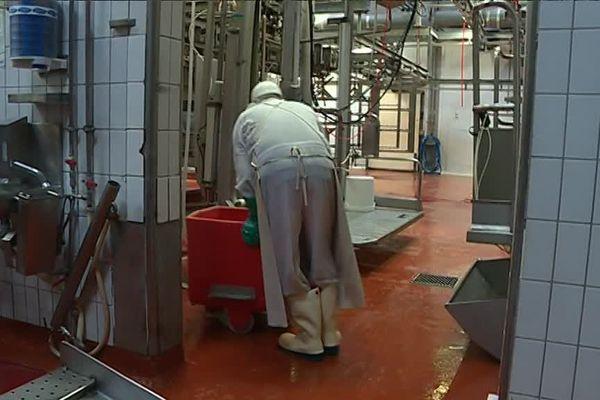 L'abattoir de Montauban (82) emploie 27 personnes.