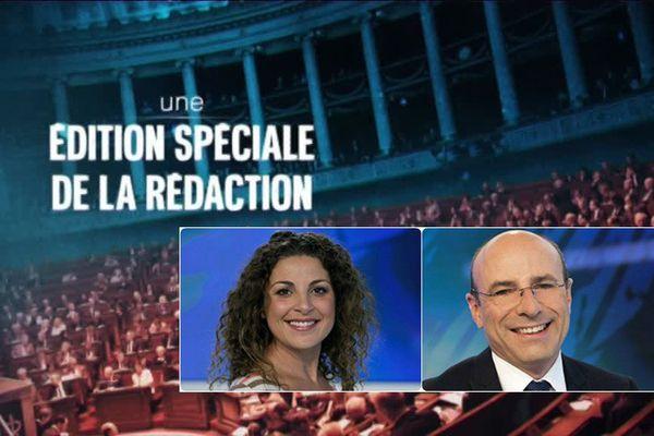 Hélène Maman et Henri Migout analyseront et commenteront les résultats dans le Var et les Alpes -Maritimes.