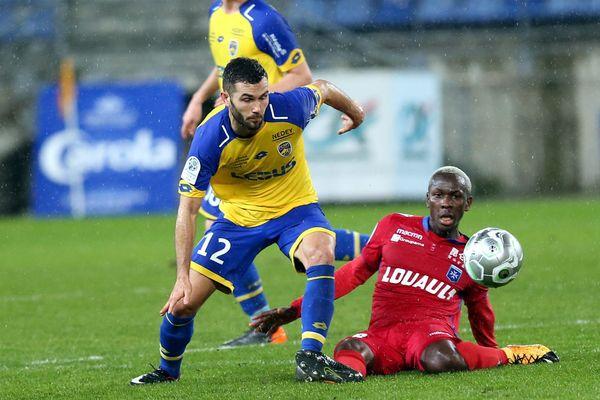 Sochaux et Auxerre s'affronteront le 23 novembre