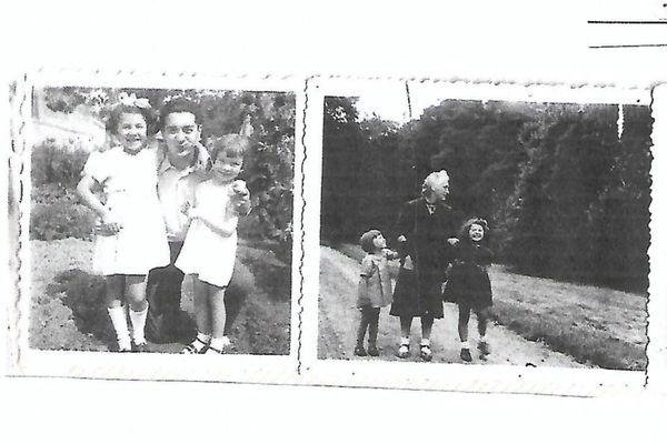 Denise, Fanny et leurs protecteurs tourangeaux.
