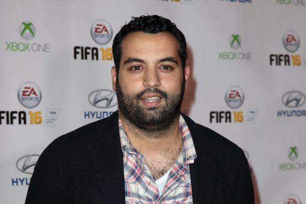 Yassine Belattar en 2015.