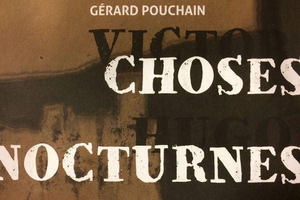 La couverture du livre de Gérard Pouchain publié aux éditions du Vistemboir
