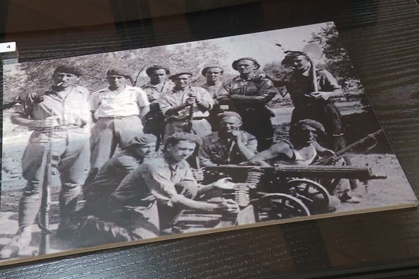 Des photos d'époque retracent le combat des brigades internationales aux côtés des Républicains espagnols