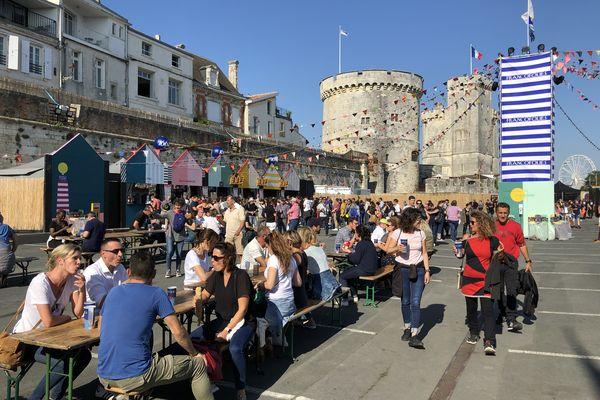 Dernier jour du festival des Francofolies de La Rochelle, mercredi 14 juillet 2021