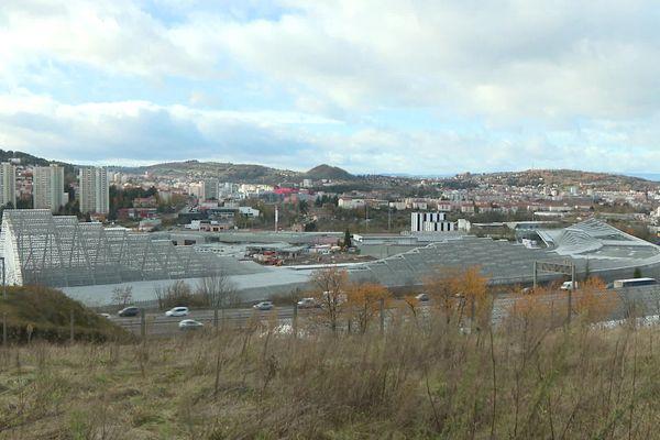 Le projet Steel à Saint-Etienne