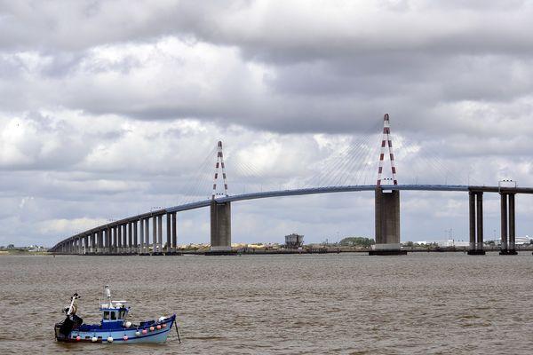 Le pont de Saint-Nazaire fermé de 9h30 à 12h le dimanche 1er octobre 2017