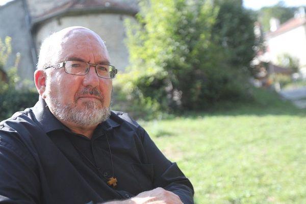 Le père Pierre Vignon (archives août 2018)
