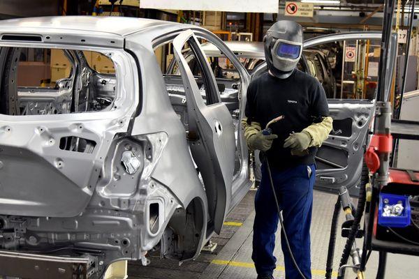 L'usine Toyota à Onnaing emploie 4000 personnes.