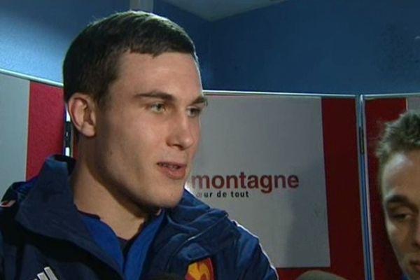 Parmi les meilleurs rugbymen tricolores de moins de 20 ans, Paul Jedraziak a été promu capitaine de l'équipe de France pour affronter les gallois.