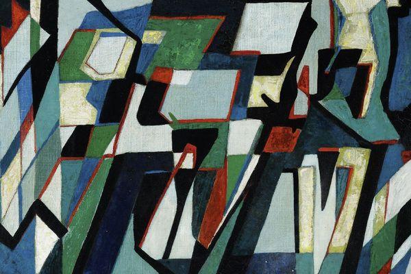 Untitled, 1952 - Lygia Clark