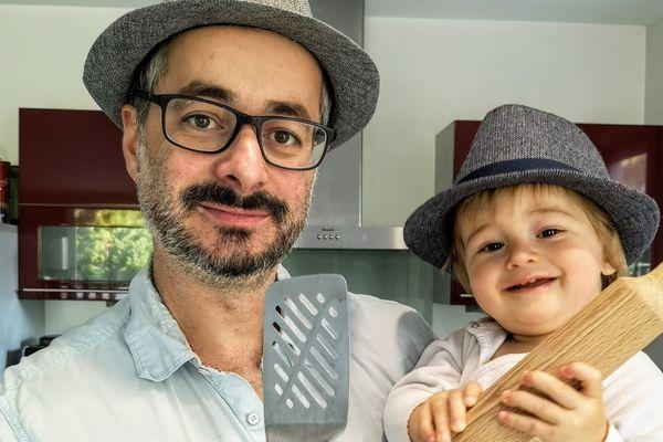 Fabien et Esteban