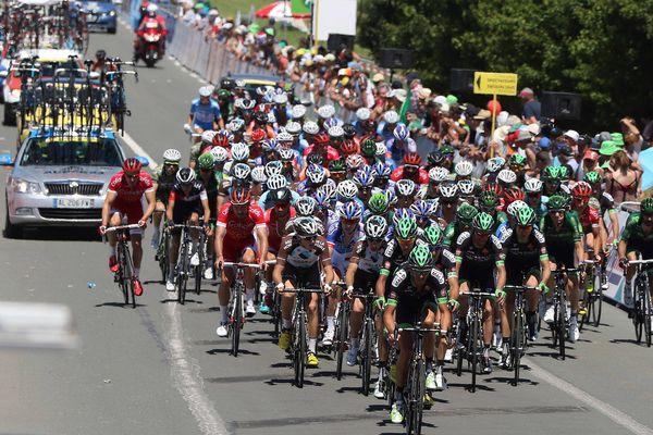Les championats de France de cyclisme sur route 2015 à Chantonnay en Vendée