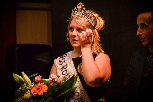 Aurore Golfier élue Miss Ronde Centre 2015