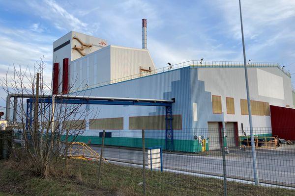 ArcelorMittal Florange usine à froid