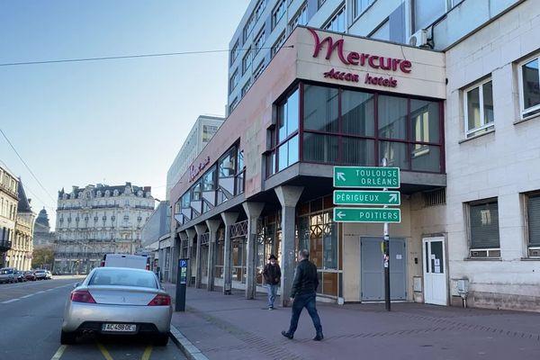 Hôtel en centre-ville de Limoges