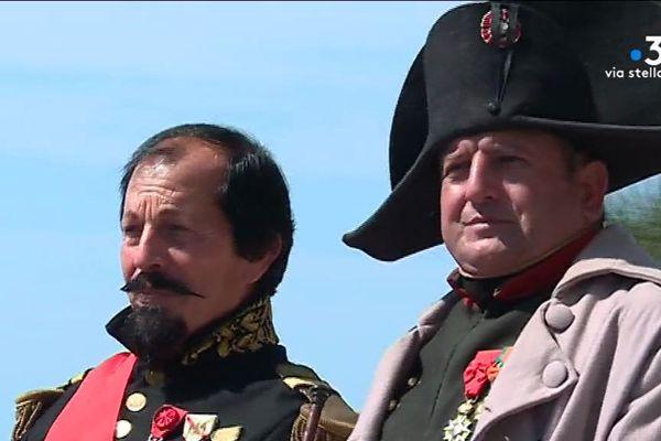 Le cœur d'Ajaccio bat au rythme des Journées napoléoniennes du 13 au 15 août 2018