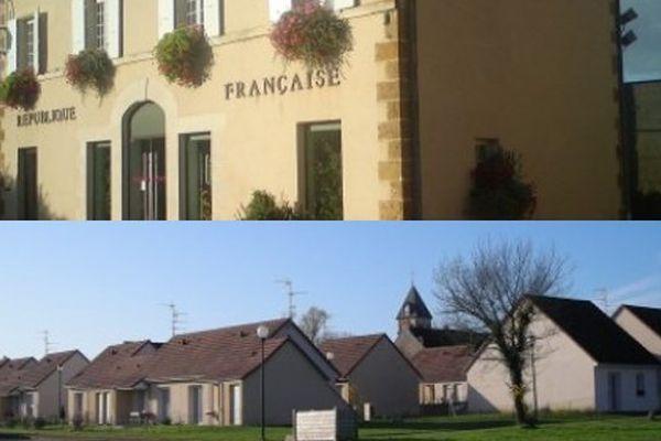 La commune de Marzy, dans la Nièvre, compte environ 3 700 habitants.