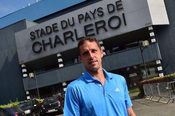 La nouvelle vie du bastiais Nicolas Penneteau avec le club du Royal Sporting de Charleroi.