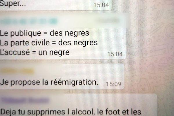 Des propos à caractère raciste publiés sur les réseaux sociaux par des ex-policiers rouennais