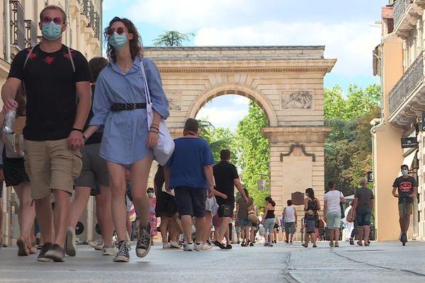 Le masque est obligatoire dans certaines rues en Bourgogne Franche Comté
