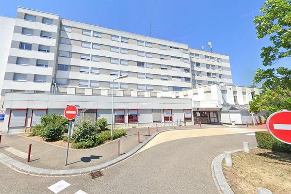 Les urgences de Saint-Louis, parfois fermées quand il manque un médecin urgentiste.
