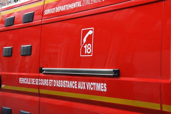L'une des victimes, une femme enceinte, a été transportée en urgence absolue au centre hospitalier de Vierzon. Photo d'illustration