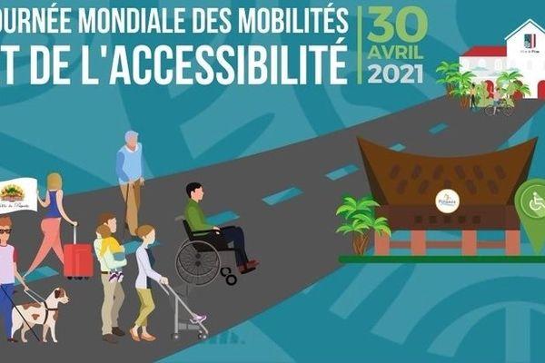 Le 30 avril se tient la journée mondiale des mobilités et de l'accessibilité.