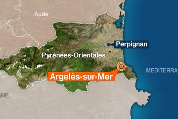 Argelès-sur-Mer (Pyrénées-Orientales)