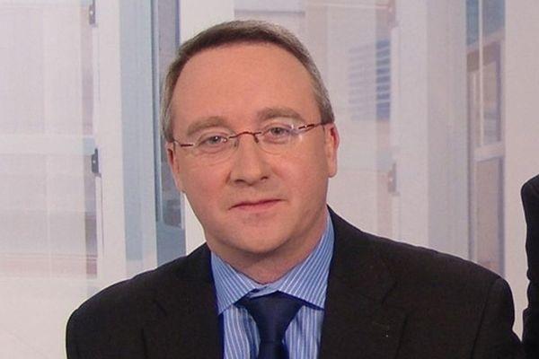 Le politologue Laurent Dubois