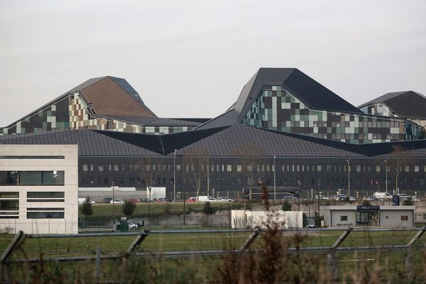 Le siège du ministère de la Défense, à Paris.