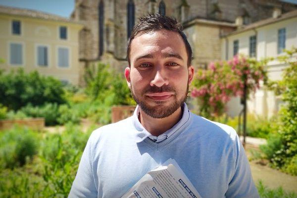 Romain Lopez a été durant trois ans le collaborateur de Marion Maréchal à l'Assemblée Nationale.