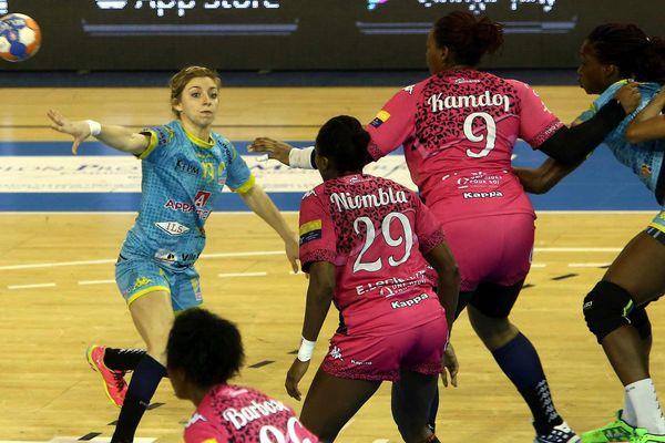 Les Panthères du Fleury Loiret Handball rencontreront Toulon en journée 1 de la saison prochaine