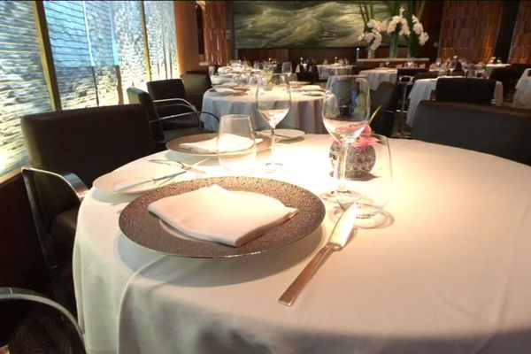 De la porcelaine de Limoges sur les tables du restaurant le plus huppé de New-York.