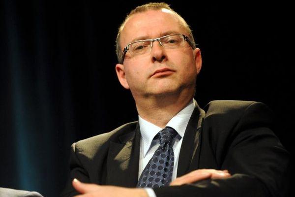 Damien Meslot, député UMP du Territoire de Belfort