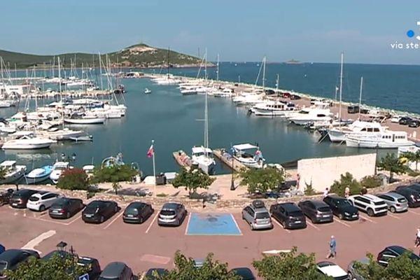 En juillet, la fréquentation touristique du port de plaisance a baissé de 2%