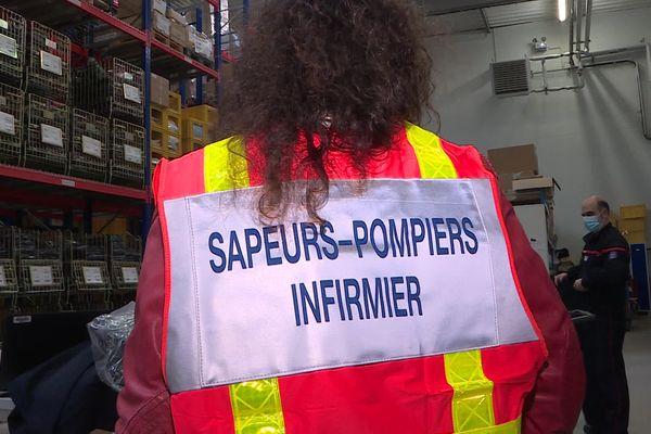 Des infirmières scolaires et des vétérinaires rejoignent le service de santé des sapeurs-pompiers de l'Oise.
