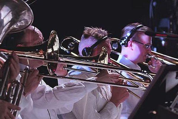 """Snarky Puppy et Metropole Orkest, extrait de l'album live """"Sylva"""", capture d'écran You Tube"""