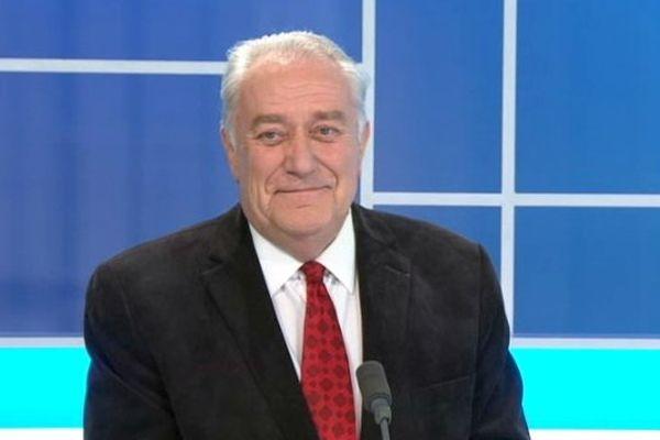 Jean-Paul Bachy - Président de la Région Champagne-Ardenne