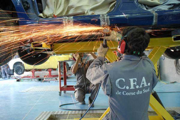 Deux centres de formations des apprentis sont ouverts en Corse.