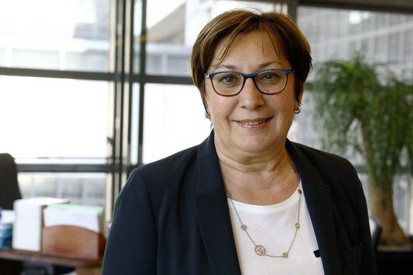 Martine Pinville brigue la mairie d'Angoulême, elle l'annonce ce lundi 24 juin 2019