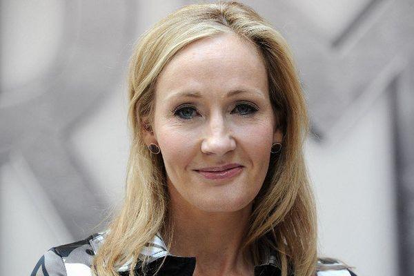 J.K. Rowling, auteure de Harry Potter