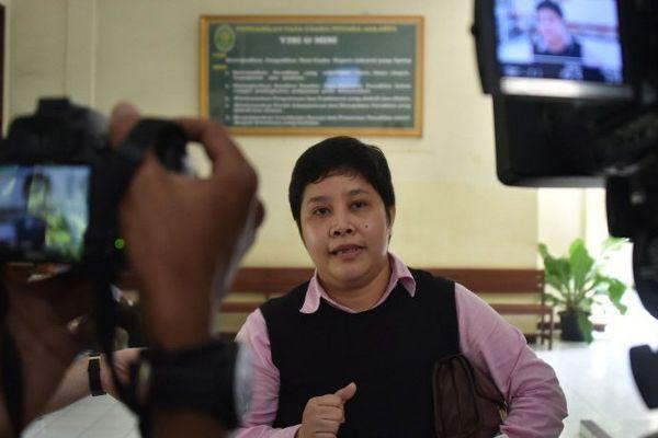 Nancy Yuliana Sanjoto, avocate indonésienne du messin Serge Atlaoui.